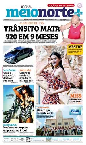 Jornal Meio Norte do dia 14-10-2017