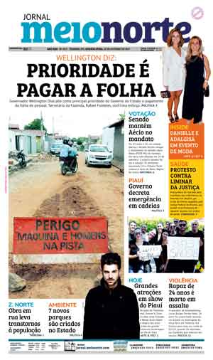 Jornal Meio Norte do dia 18-10-2017
