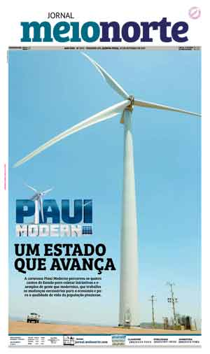 Jornal Meio Norte do dia 19-10-2017
