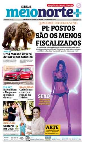 Jornal Meio Norte do dia 21-10-2017