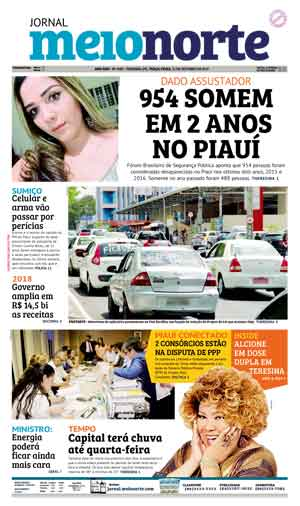 Jornal Meio Norte do dia 31-10-2017
