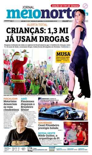 Jornal Meio Norte do dia 11-11-2017