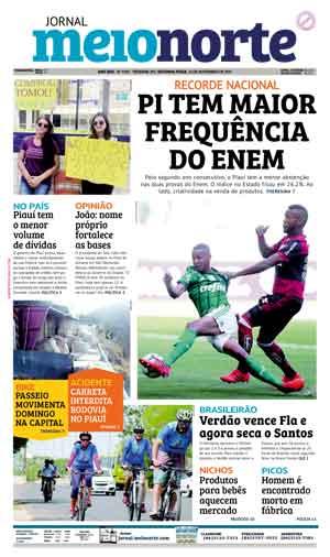 Jornal Meio Norte do dia 13-11-2017