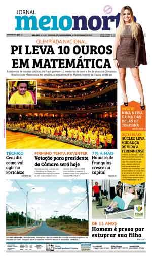 Jornal Meio Norte do dia 16-11-2017