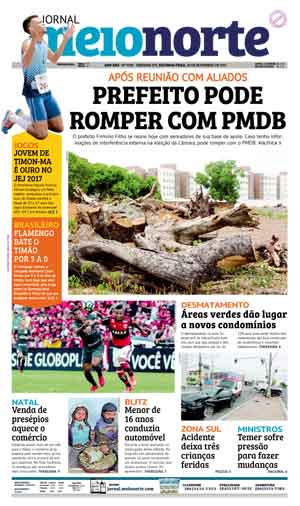 Jornal Meio Norte do dia 20-11-2017
