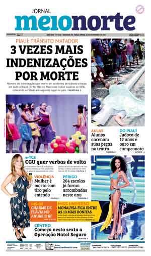 Jornal Meio Norte do dia 28-11-2017