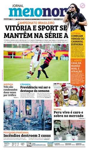 Jornal Meio Norte do dia 4-12-2017