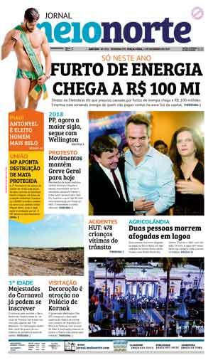 Jornal Meio Norte do dia 5-12-2017