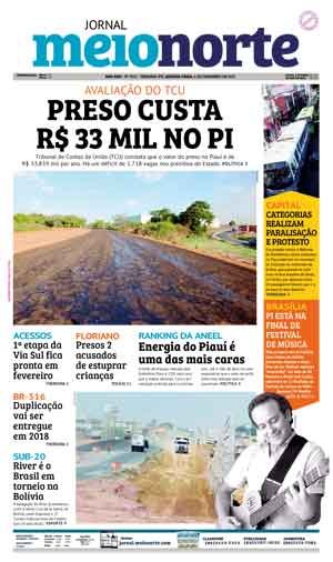 Jornal Meio Norte do dia 6-12-2017