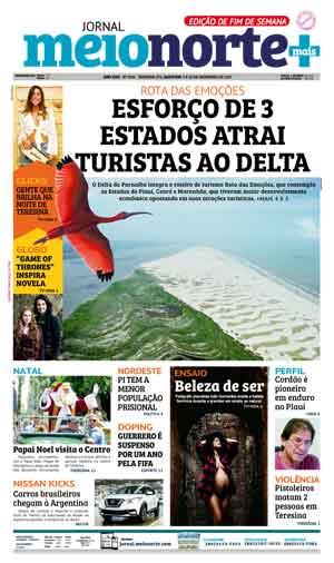 Jornal Meio Norte do dia 9-12-2017
