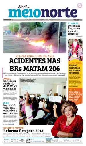 Jornal Meio Norte do dia 12-12-2017