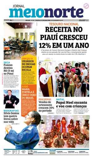 Jornal Meio Norte do dia 18-12-2017