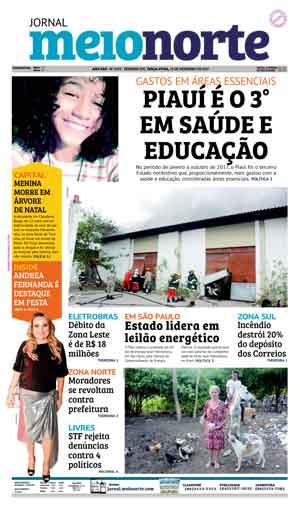 Jornal Meio Norte do dia 19-12-2017