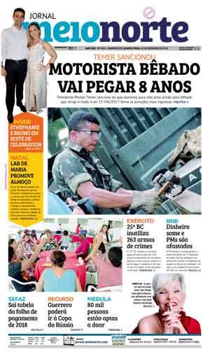 Jornal Meio Norte do dia 21-12-2017