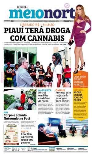 Jornal Meio Norte do dia 29-12-2017