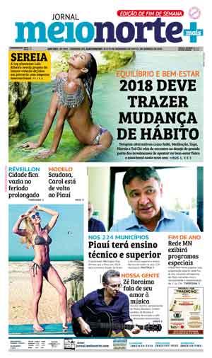 Jornal Meio Norte do dia 30-12-2017