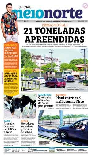 Jornal Meio Norte do dia 17-01-2018
