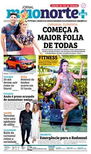 Jornal Meio Norte do dia 10-02-2018