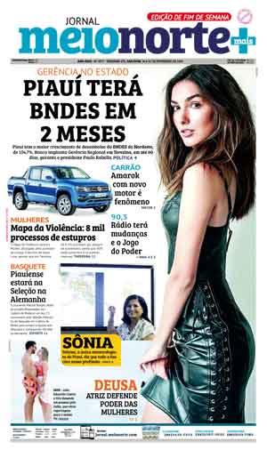 Jornal Meio Norte do dia 24-02-2018