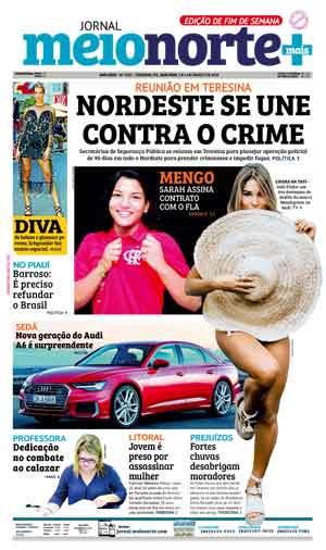 Jornal Meio Norte do dia 3-03-2018