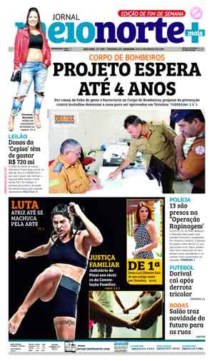 Jornal Meio Norte do dia 10-03-2018