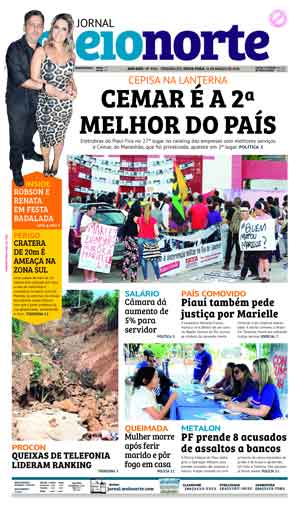 Jornal Meio Norte do dia 16-03-2018