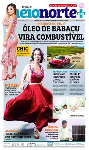 Jornal Meio Norte do dia 17-03-2018