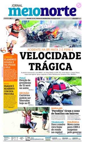 Jornal Meio Norte do dia 19-03-2018