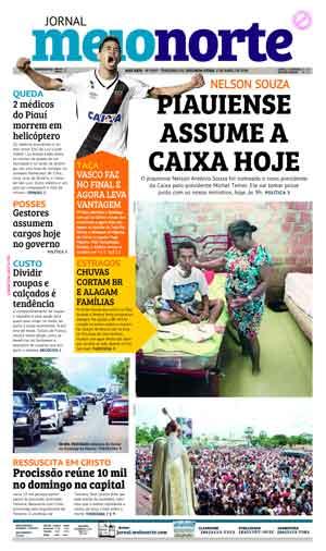 Jornal Meio Norte do dia 2-04-2018