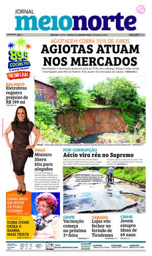 Jornal Meio Norte do dia 18-04-2018