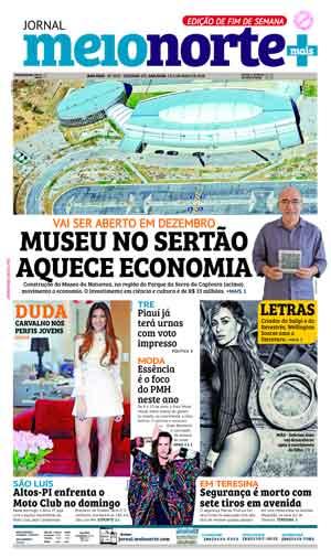 Jornal Meio Norte do dia 5-05-2018