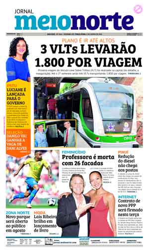 Jornal Meio Norte do dia 5-06-2018