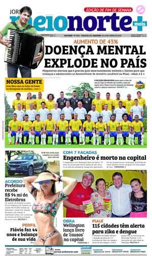 Jornal Meio Norte do dia 9-06-2018