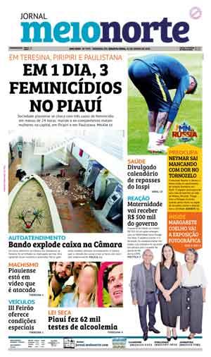 Jornal Meio Norte do dia 20-06-2018