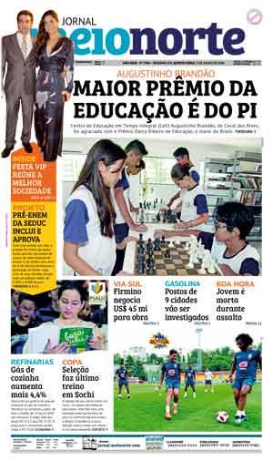Jornal Meio Norte do dia 5-07-2018
