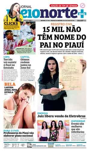 Jornal Meio Norte do dia 14-07-2018
