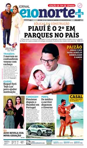 Jornal Meio Norte do dia 11-08-2018
