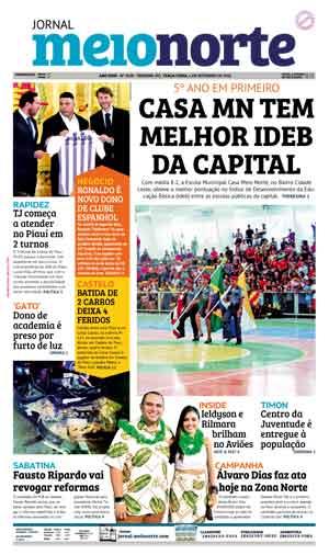Jornal Meio Norte do dia 4-09-2018