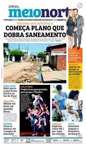 Jornal Meio Norte do dia 5-09-2018