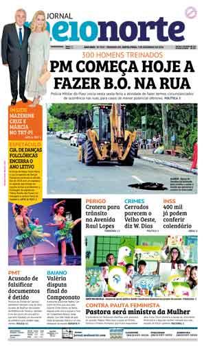 Jornal Meio Norte do dia 7-12-2018