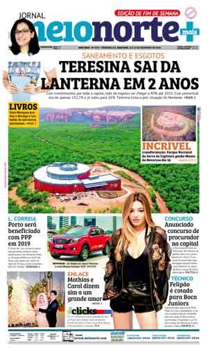Jornal Meio Norte do dia 15-12-2018