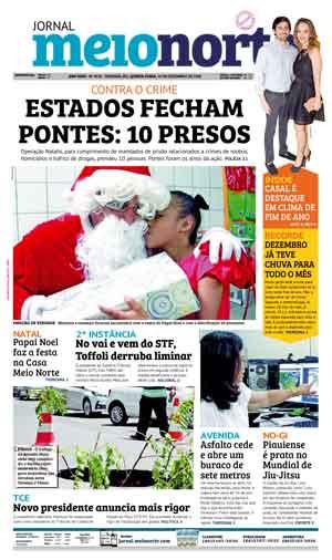 Jornal Meio Norte do dia 20-12-2018