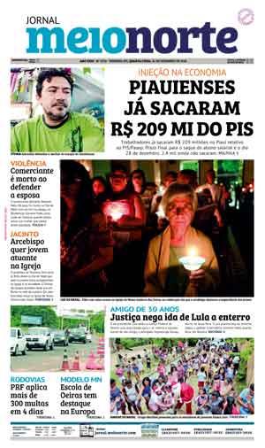 Jornal Meio Norte do dia 26-12-2018