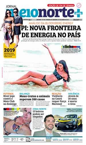 Jornal Meio Norte do dia 5-01-2019
