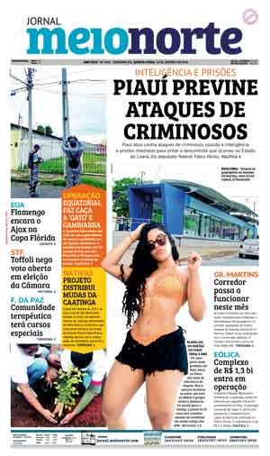 Jornal Meio Norte do dia 10-01-2019