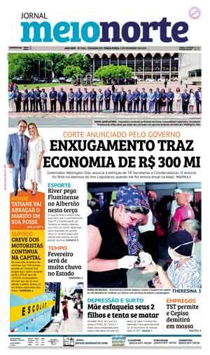Jornal Meio Norte do dia 5-02-2019