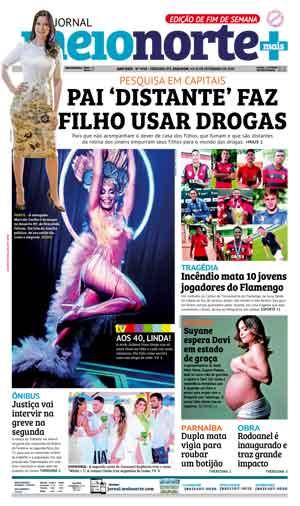 Jornal Meio Norte do dia 9-02-2019