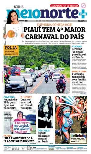 Jornal Meio Norte do dia 2-03-2019