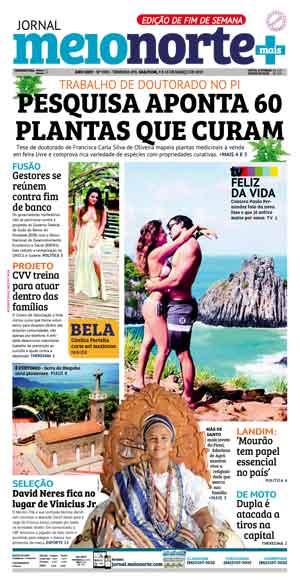 Jornal Meio Norte do dia 9-03-2019