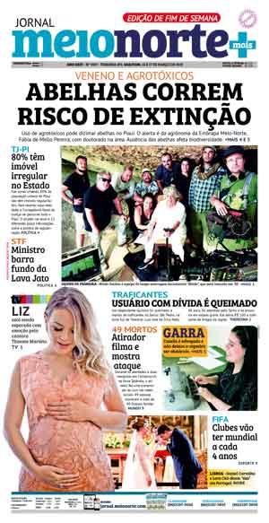 Jornal Meio Norte do dia 16-03-2019